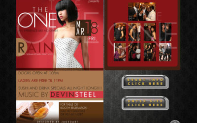 "Event: ""The One"" Returns to Memphis Night Life!"