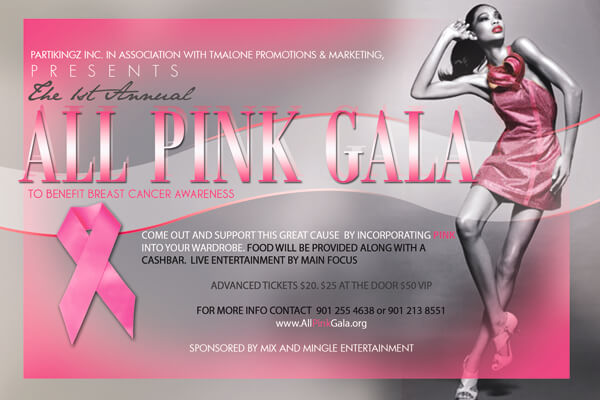 All Pink Gala – 2010 (Back)