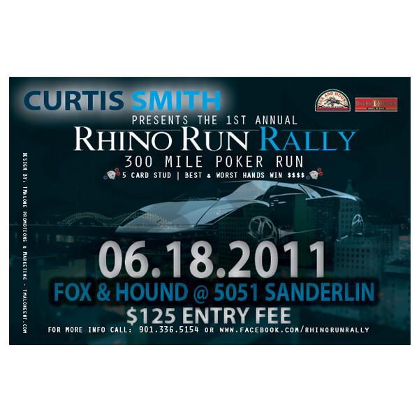 Rhino Run Rally