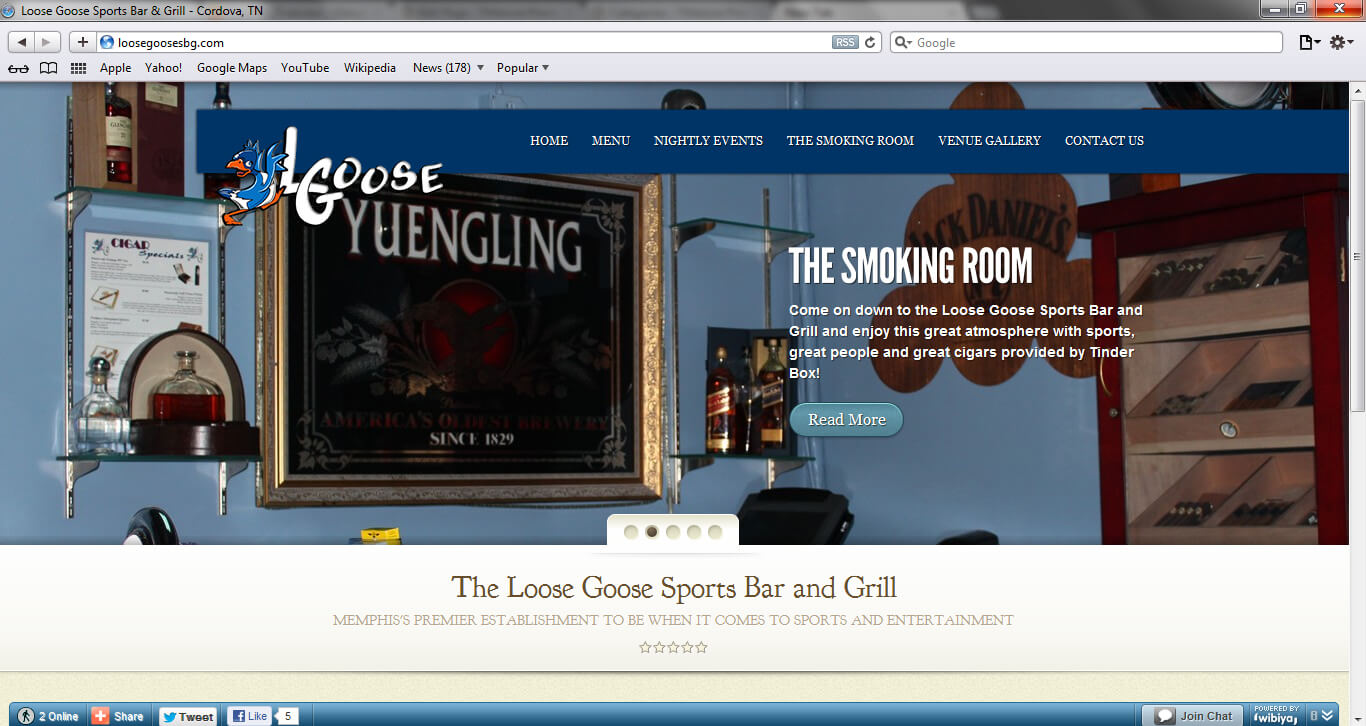 Loose Goose Sports Bar