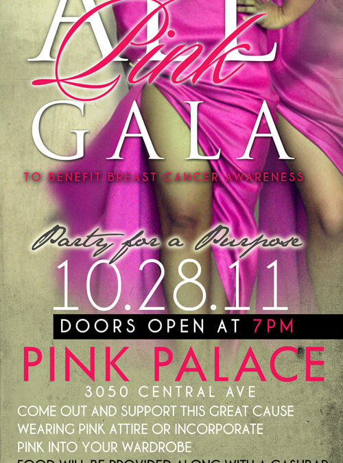 All Pink Gala – 2011