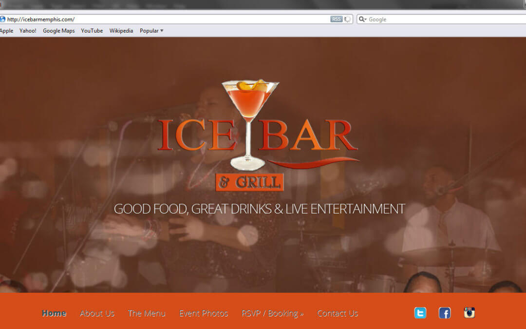 Ice Bar and Grill