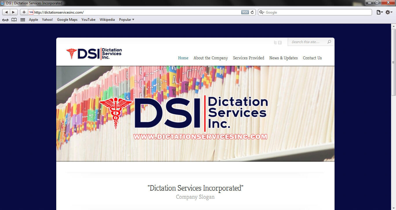 Dictation Services Inc.