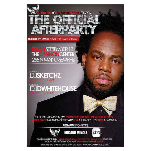Dwele After Party