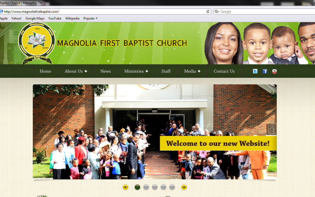 Magnolia First Baptist Church