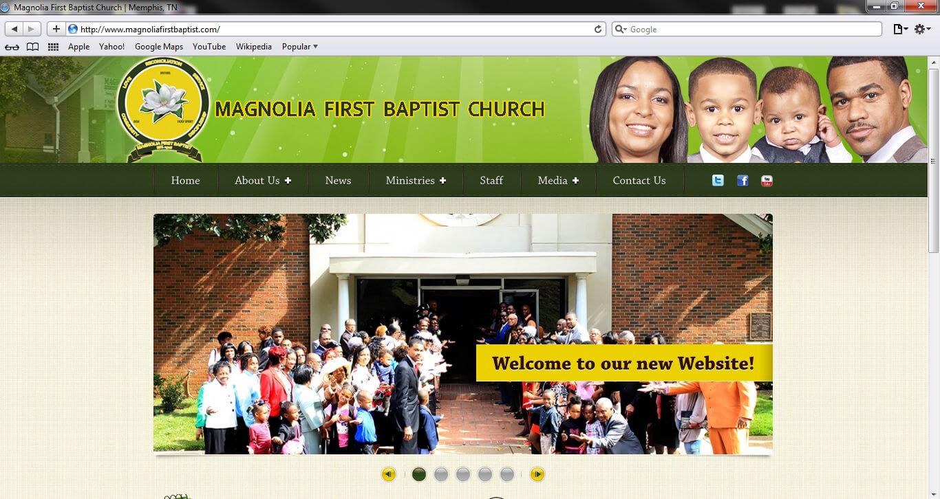 Magnolia First Baptist Church