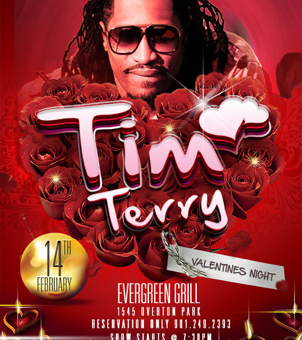 Tim Terry Valentine's Night Flyer