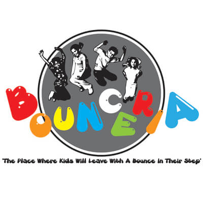 Bounceria Logo