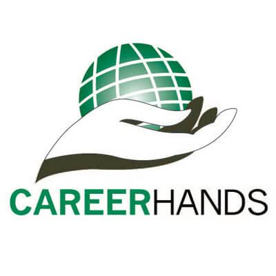 Career Hands Logo