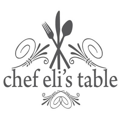 Chef Eli's Table Logo