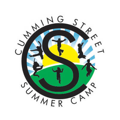 Cummings Street Summer Camp Logo