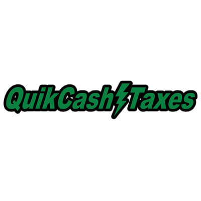 Quik Cash Taxes Logo