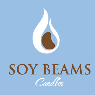 Soy Beams Candles Logo