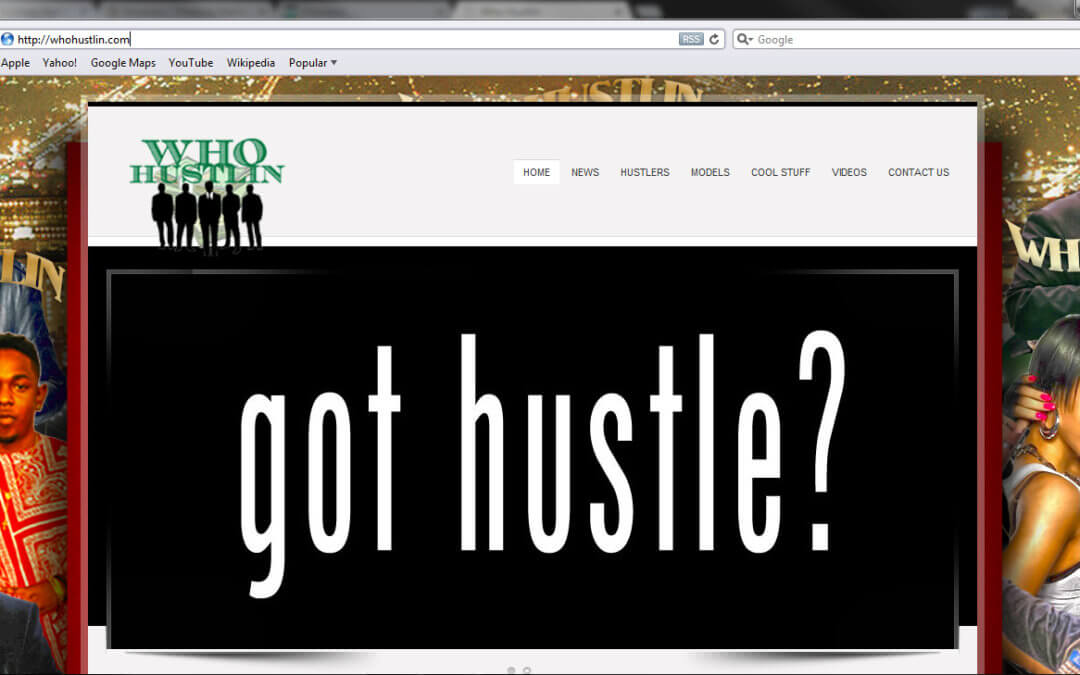 Who Hustlin