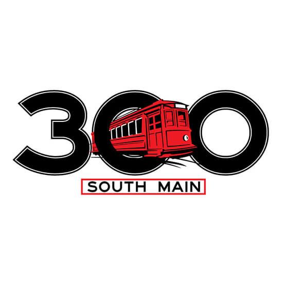 300 South Main Logo