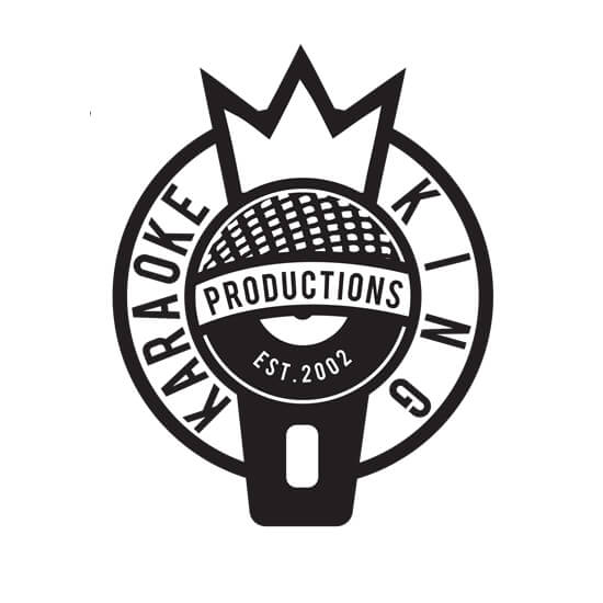 Karaoke King Productions Logo