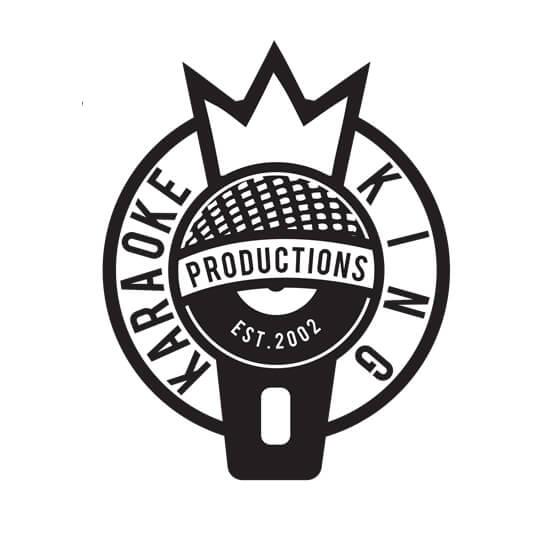 Karaoke King Productions Logo