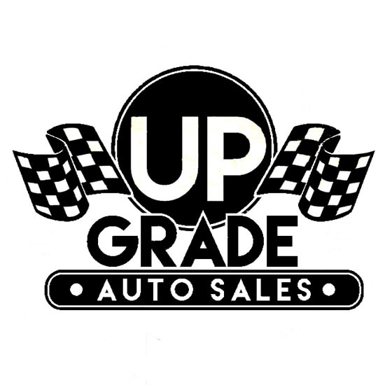 Up Grade Auto Sales Logo