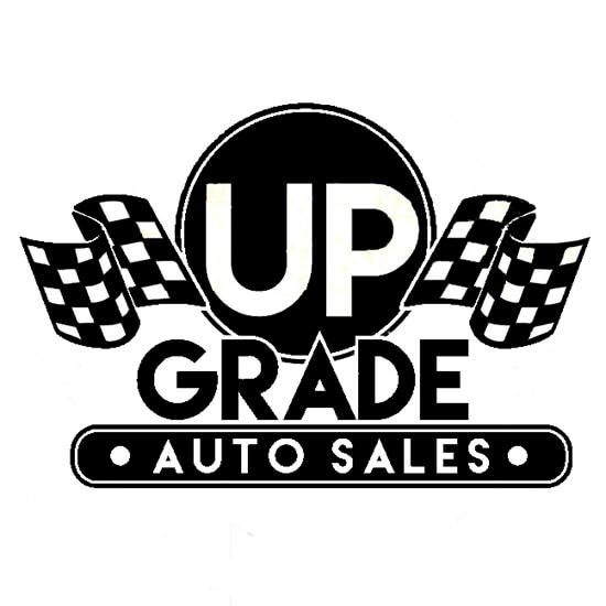 Up Grade Auto Sales Logo