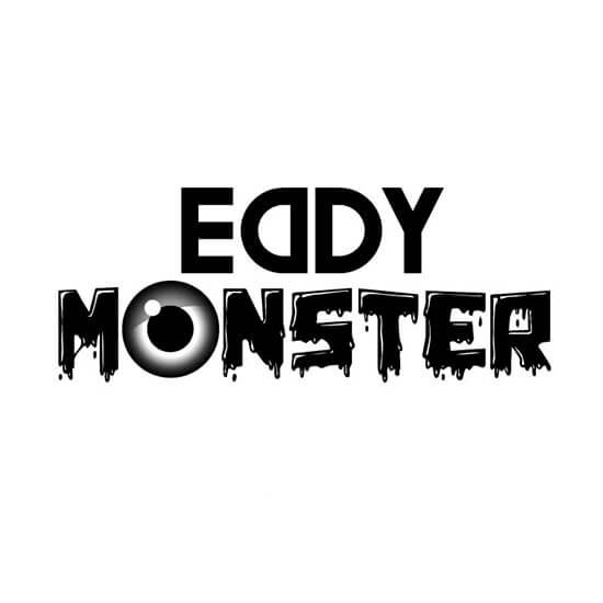 Eddy Monster Logo