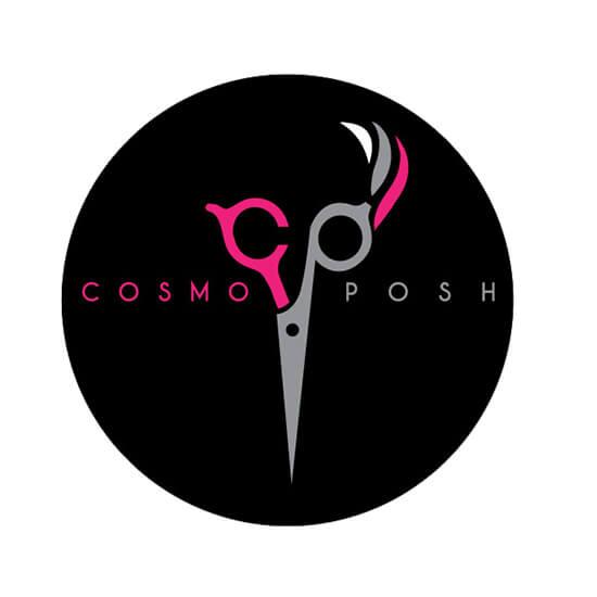 Cosmo Posh Salon Logo