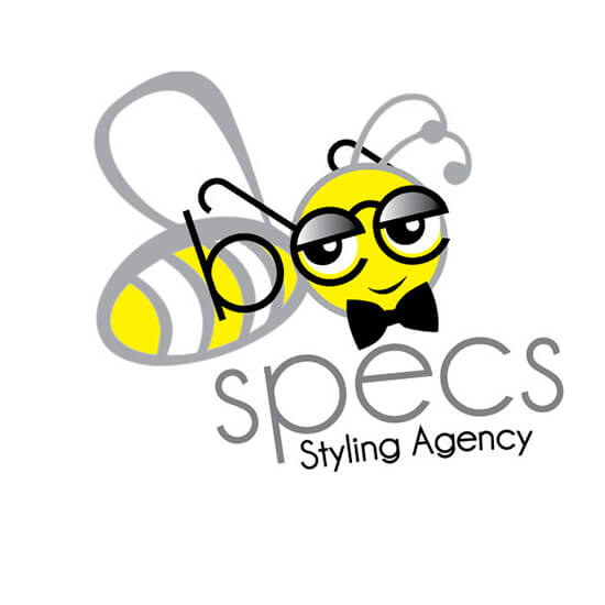 Bee Specs Styling Agency Logo
