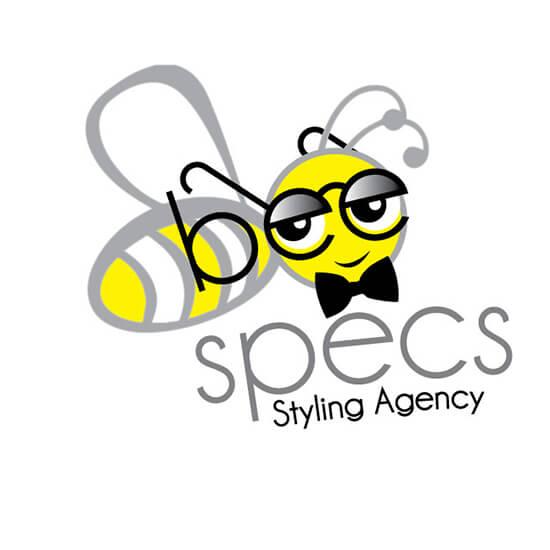 Bee Specs Styling Agency Logo