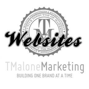 TMalone Marketing Website Design