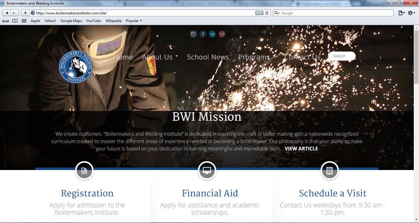 Boilermakers & Welding Institute