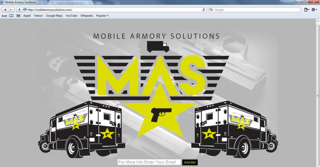 Mobile Armory Solutions