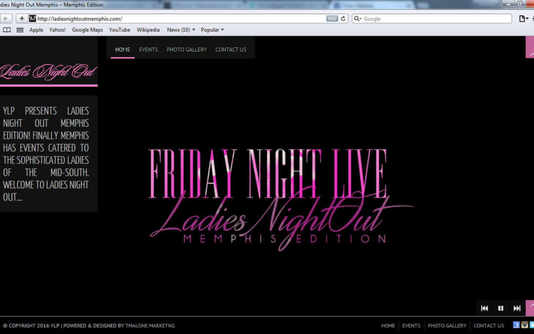 Ladies Night Out Memphis