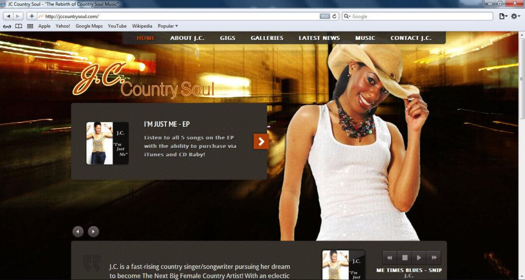 J.C. Country Soul