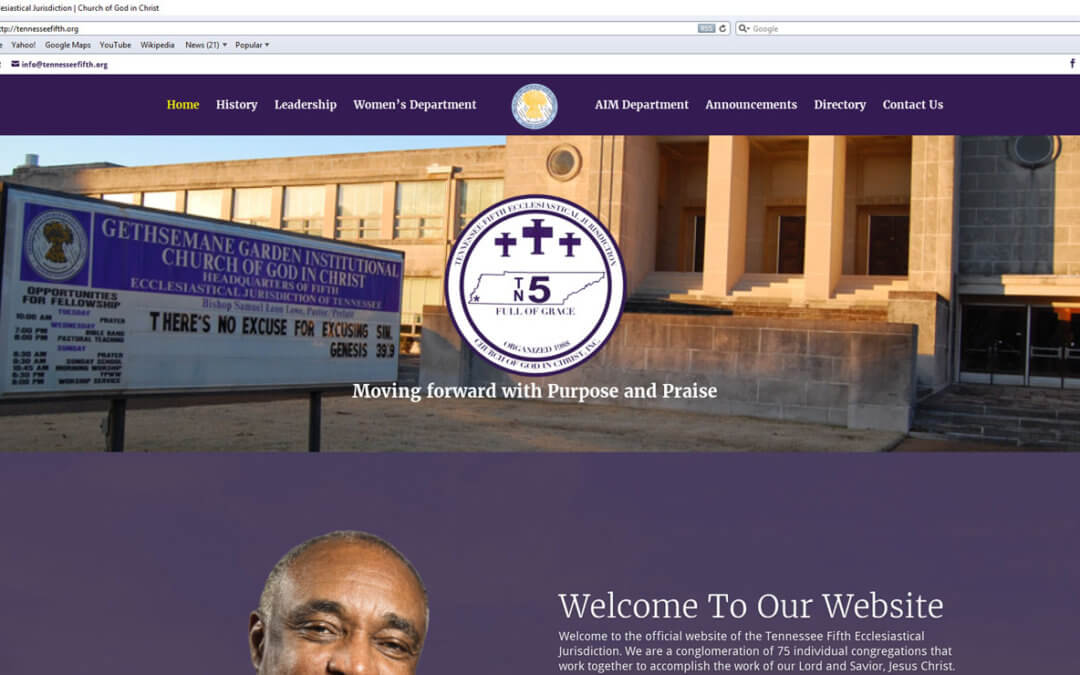 Tennessee 5th Ecclesiastical Jurisdiction