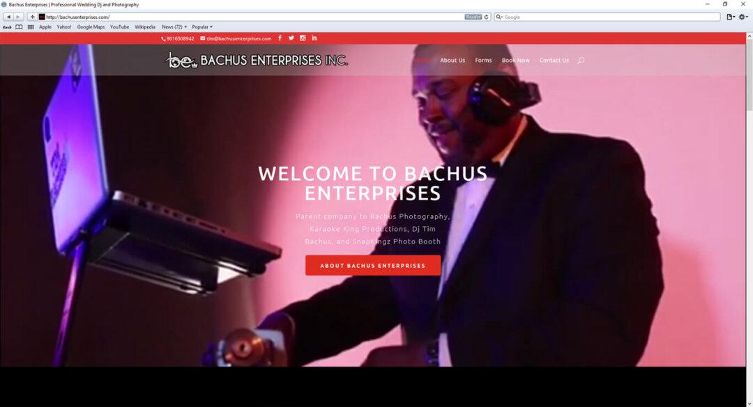 Bachus Enterprises