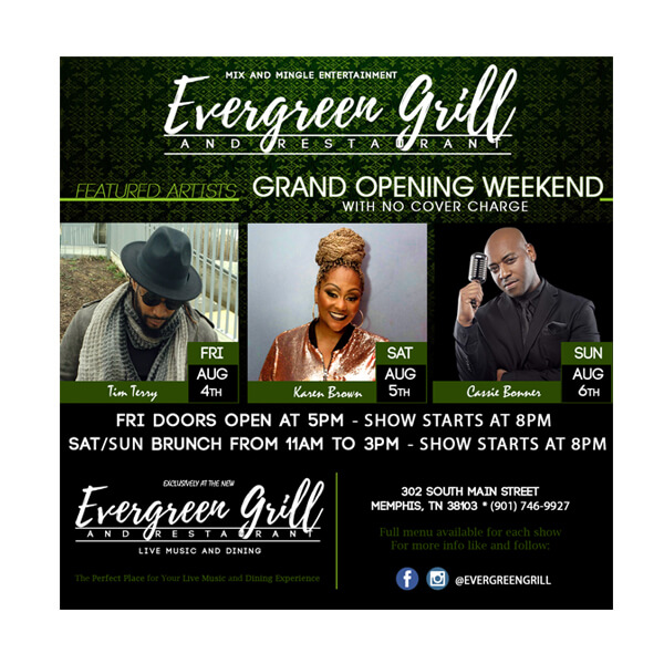 Evergreen Grill