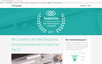 23 Best Memphis Web Designers via Expertise