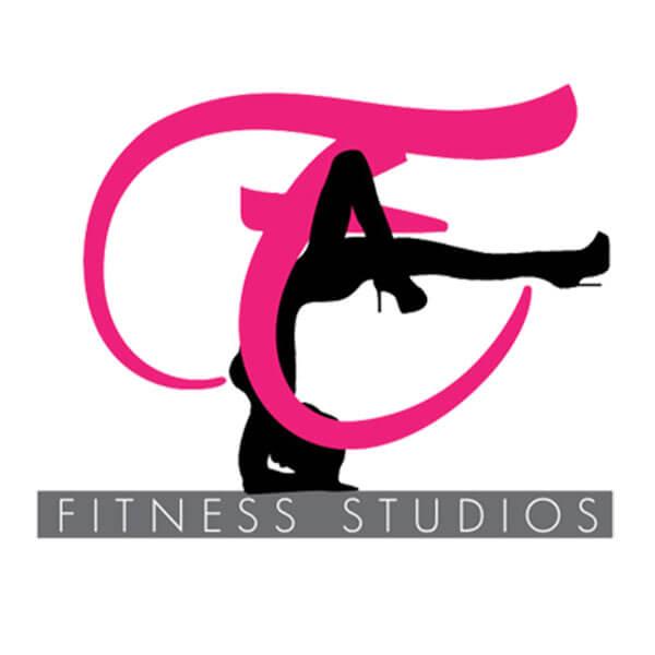 F Fitness Studios Logo