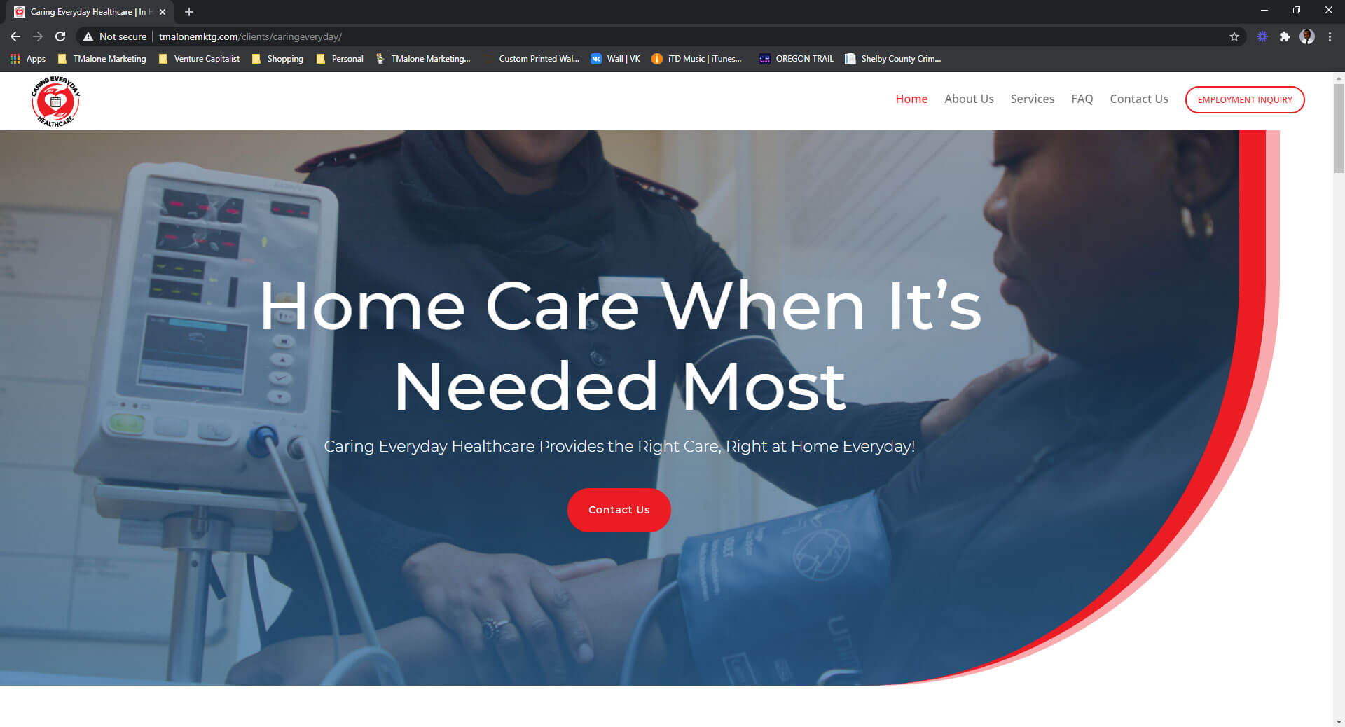 Caring Everyday Healthcare
