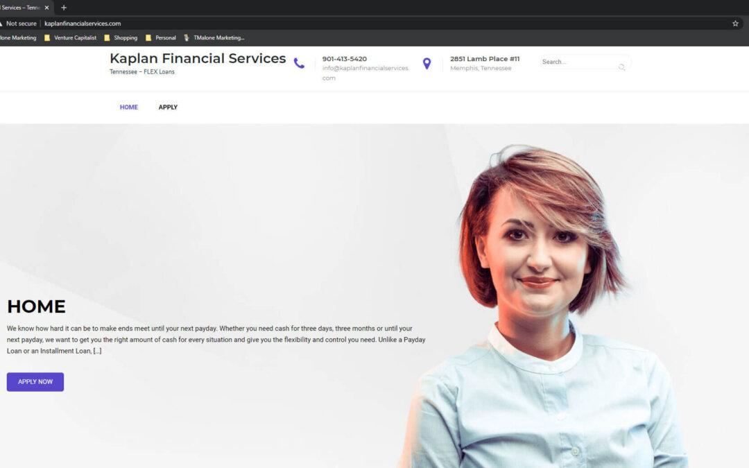 Kaplan Financial Services