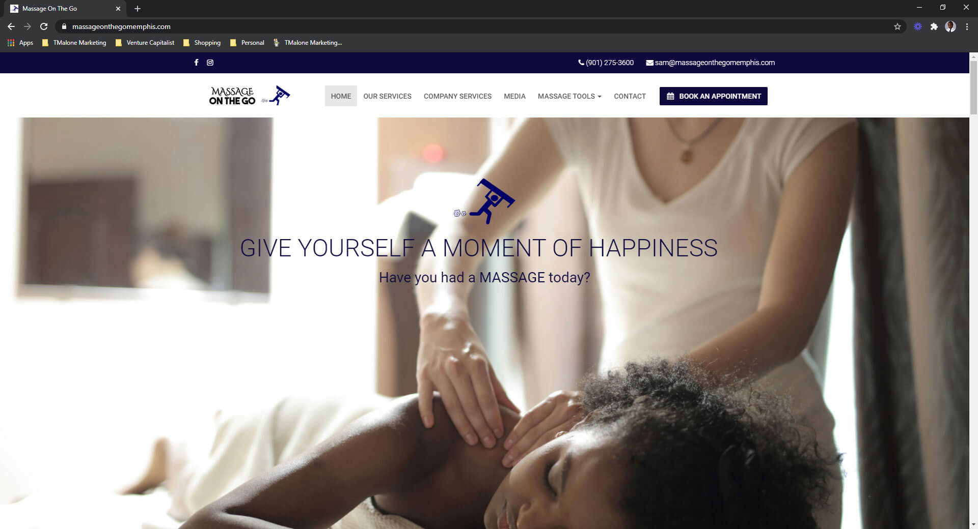 Massage On The Go Memphis