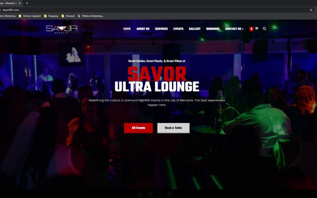 Savor Ultra Lounge